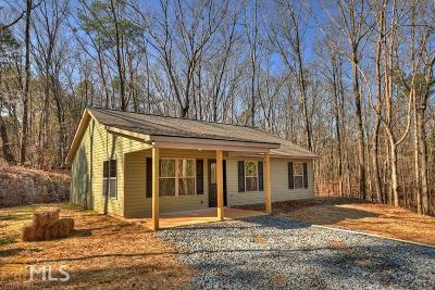 Ellijay Single Family Home New: 544 Old Roundtop Rd