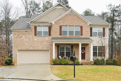 Powder Springs Single Family Home New: 2555 Reece Farms Trail SW