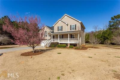 Cartersville Single Family Home New: 52 Cass Station Drive