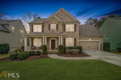 Canton Single Family Home New: 516 Cedarwood Drive