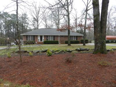Clayton County Single Family Home New: 2453 Carnes Rd