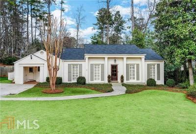 Atlanta Single Family Home New: 396 Meadowbrook Dr