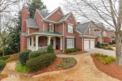 Smyrna Single Family Home New: 3254 Millwood Trail SE