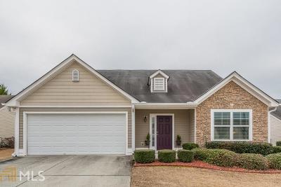 Loganville Single Family Home New: 3901 Village Main St