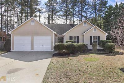 Kennesaw Single Family Home New: 2160 Dresden Grn