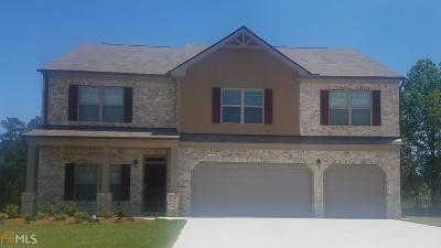 Loganville Single Family Home New: 724 Sweethaven Ln