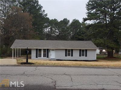 Clayton County Single Family Home New: 7777 Briar Gate Dr