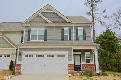 Coweta County Single Family Home New: 111 Preserve Dr.