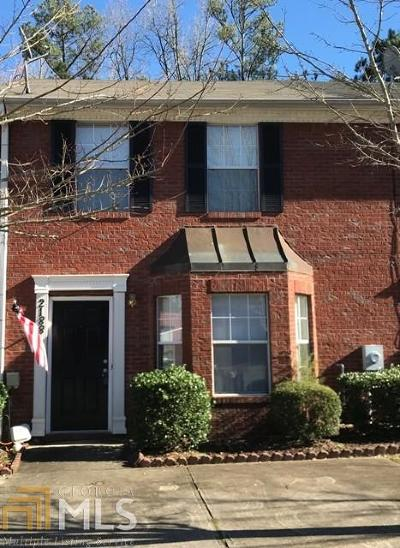 Lithonia Condo/Townhouse New: 2188 Wind Gate Ct