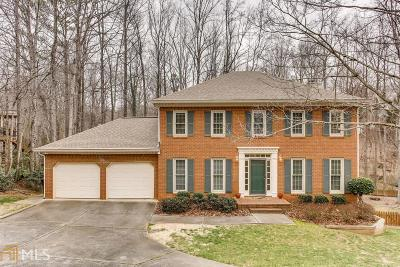 Roswell Single Family Home New: 4572 Blakedale Rd