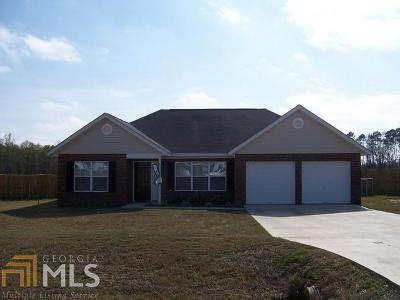 Statesboro Single Family Home New: 7060 White Pine Avenue #40