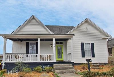 Reynoldstown Single Family Home Under Contract: 990 Manigault St