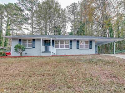 East Point Single Family Home New: 2198 Dorsey Ave