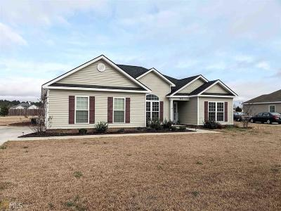 Statesboro Single Family Home New: 410 Small Pond Ln