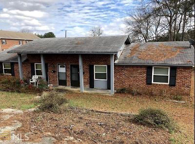 Multi Family Home New: 820 N McDonough St