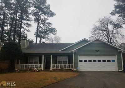 Lawrenceville Single Family Home New: 852 New England Ct