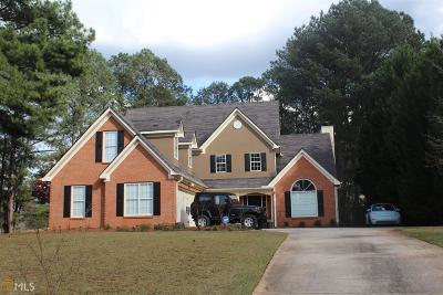 McDonough GA Single Family Home New: $276,500