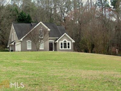 Woodstock Single Family Home New: 2000 Mountain Cove Ct