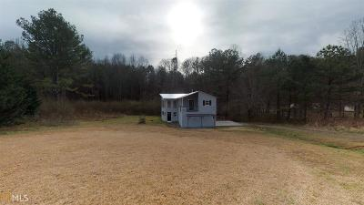 Ellijay Single Family Home New: 249 Harold Pritchett Rd