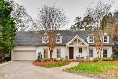 Single Family Home For Sale: 2940 Mabry