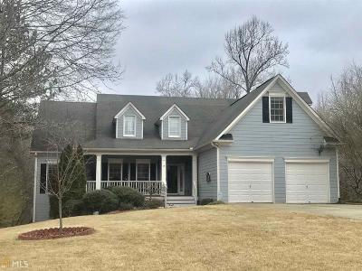 Powder Springs Single Family Home New: 56 Blue Ridge Dr
