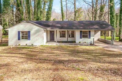 Atlanta Single Family Home New: 2117 Beecher Cir