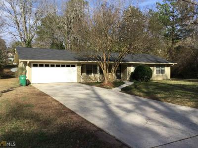 Stone Mountain Single Family Home New: 5112 North Redan Cir
