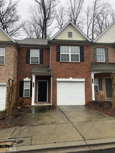 Lawrenceville Condo/Townhouse New: 3832 Pleasant Oaks Dr #26