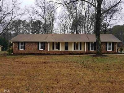 Fayette County Single Family Home New: 502 Avalon Drive