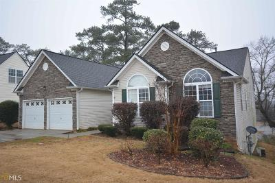 Villa Rica Single Family Home New: 163 Berkley Drive