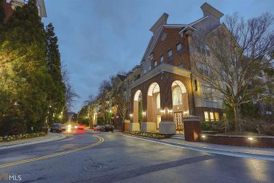 Dunwoody Condo/Townhouse New: 1850 Cotillion Dr #3207