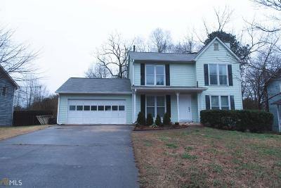 Snellville Single Family Home New: 3795 Linwood