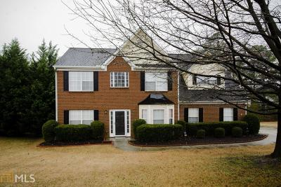 Dacula Single Family Home New: 3034 Michelle Lee Dr