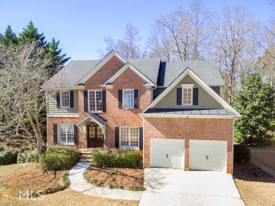 Alpharetta Single Family Home New: 1125 Rosewood Dr