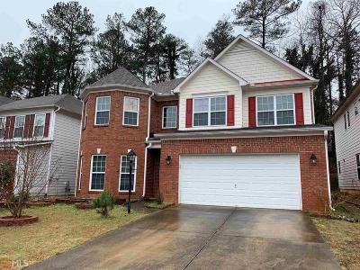 Tucker Single Family Home New: 385 Villa Place Ct