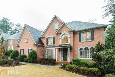 Alpharetta GA Single Family Home For Sale: $814,900