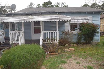 Buford Single Family Home Under Contract: 231 Roberts