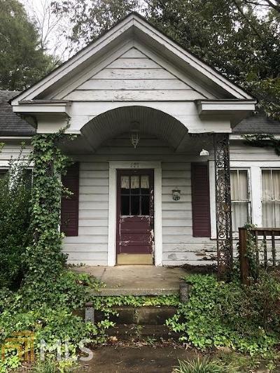 Bartow County Single Family Home New: 171 Etowah Drive