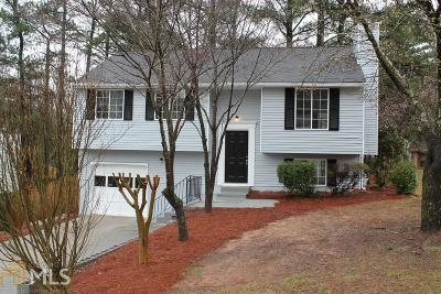Norcross Single Family Home Under Contract: 4929 Rockborough Trl