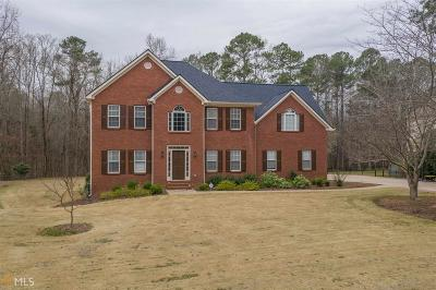 Fayette County Single Family Home New: 190 Longshore Way