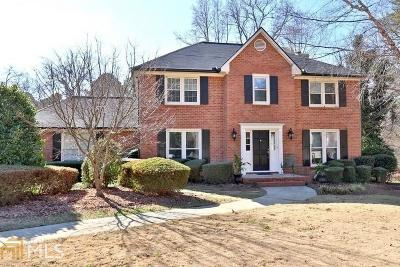 Roswell Single Family Home New: 105 Major Court
