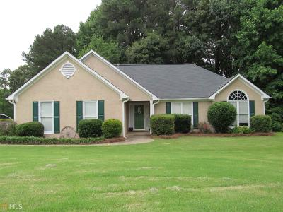 Newnan Single Family Home New: 134 Manchester