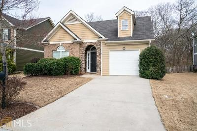 Braselton Single Family Home New: 6672 Silk Tree Pt