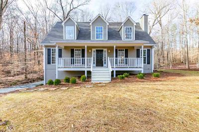 Jefferson Single Family Home New: 1107 Lewis Sailors Rd