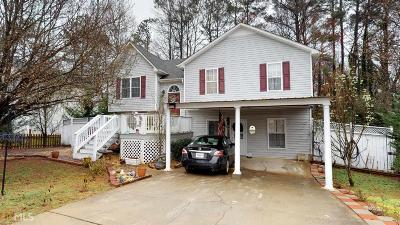 Villa Rica Single Family Home New: 216 Winchester Dr