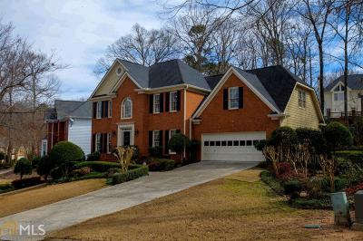 Lawrenceville Single Family Home New: 1400 Rivershyre Pkwy