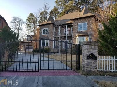 Grayson Single Family Home New: 2211 Chance Ln