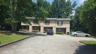 Peachtree Corners Multi Family Home New: 3846 Moran Way