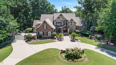 Newnan GA Single Family Home For Sale: $1,495,000