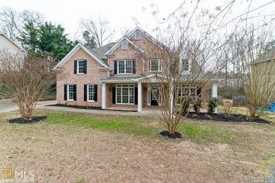 Grayson Single Family Home New: 441 Brackin Trce